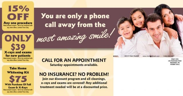 Zephyr Cove Dental Postcard