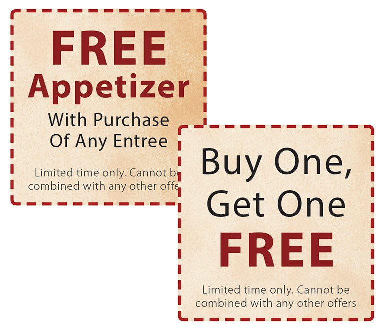 Coupon Examples  Coupon Disclaimers