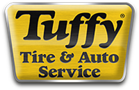 Logo: Tuffy Tire